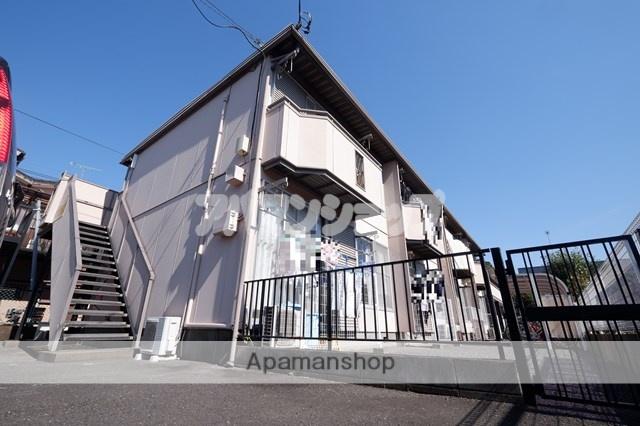 埼玉県川越市、的場駅徒歩23分の築34年 2階建の賃貸アパート