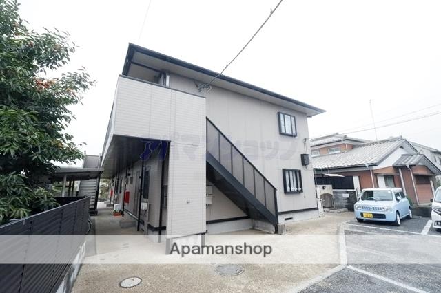 埼玉県川越市、鶴ヶ島駅徒歩20分の築15年 2階建の賃貸アパート
