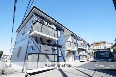 埼玉県川越市、的場駅徒歩23分の築20年 2階建の賃貸アパート