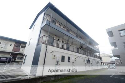 埼玉県鶴ヶ島市、霞ヶ関駅徒歩43分の築25年 3階建の賃貸マンション
