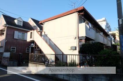 埼玉県坂戸市、若葉駅徒歩9分の築25年 2階建の賃貸アパート