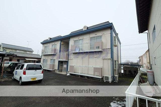 埼玉県川越市、西川越駅徒歩29分の築24年 2階建の賃貸アパート