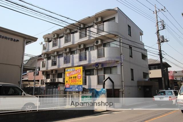 埼玉県川越市、的場駅徒歩24分の築25年 4階建の賃貸マンション