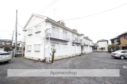 埼玉県川越市、的場駅徒歩13分の築35年 2階建の賃貸アパート