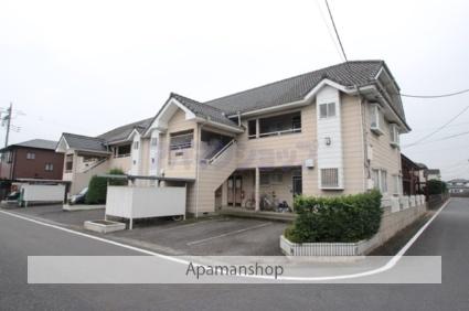 埼玉県坂戸市、坂戸駅徒歩17分の築28年 2階建の賃貸アパート