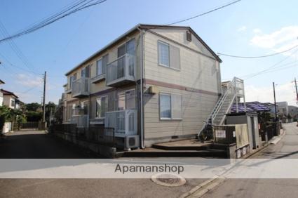 埼玉県川越市、鶴ヶ島駅徒歩8分の築22年 2階建の賃貸アパート