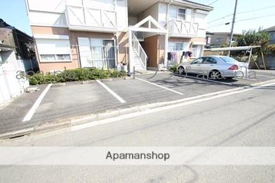 ソレイユ[2LDK/54.7m2]の駐車場
