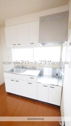 ソレイユ[2LDK/54.7m2]のキッチン