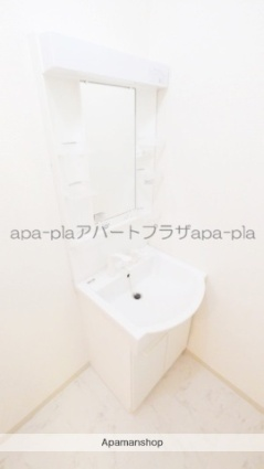 ソレイユ[2LDK/54.7m2]の洗面所