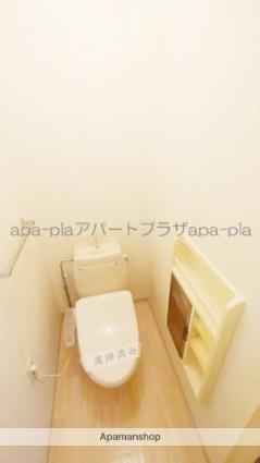 ソレイユ[2LDK/54.7m2]のトイレ