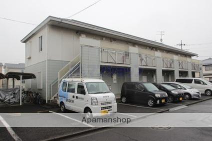 埼玉県川越市、的場駅徒歩8分の築25年 2階建の賃貸アパート