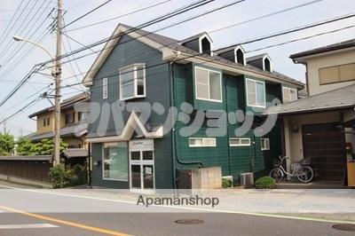 埼玉県川越市、笠幡駅徒歩3分の築30年 2階建の賃貸アパート