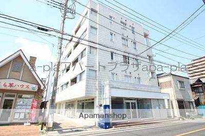 埼玉県川越市、川越駅徒歩10分の築27年 5階建の賃貸マンション