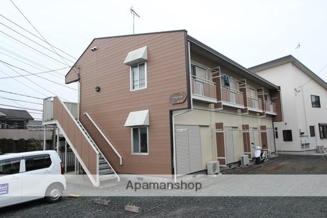 埼玉県川越市、霞ヶ関駅徒歩28分の築29年 2階建の賃貸アパート