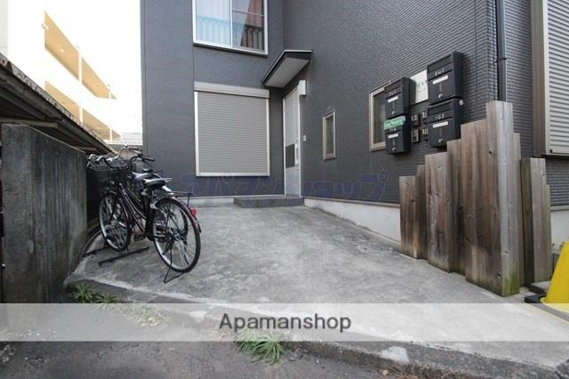 埼玉県川越市、的場駅徒歩17分の築6年 2階建の賃貸アパート