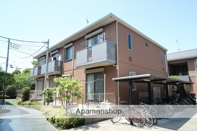 埼玉県川越市、的場駅徒歩25分の築8年 2階建の賃貸アパート