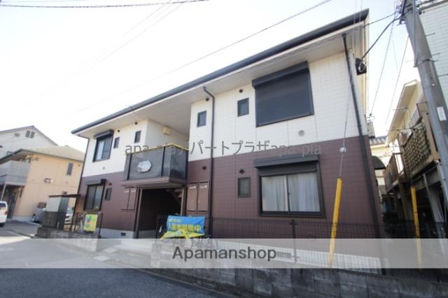 埼玉県川越市、南大塚駅徒歩10分の築21年 2階建の賃貸アパート