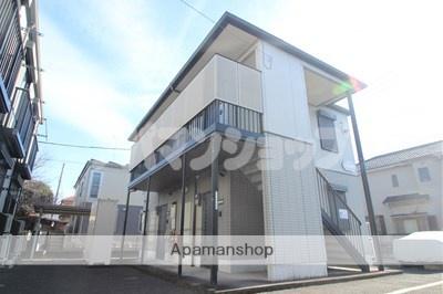 埼玉県川越市、的場駅徒歩12分の築18年 2階建の賃貸アパート