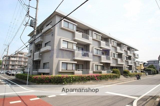 埼玉県鶴ヶ島市、鶴ヶ島駅徒歩29分の築28年 3階建の賃貸マンション