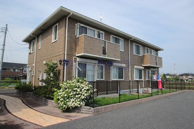 埼玉県川越市、的場駅徒歩28分の築9年 2階建の賃貸アパート
