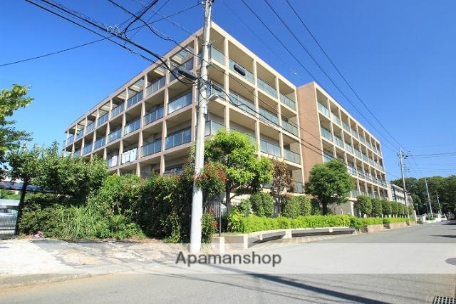 埼玉県鶴ヶ島市、若葉駅徒歩11分の築19年 5階建の賃貸マンション