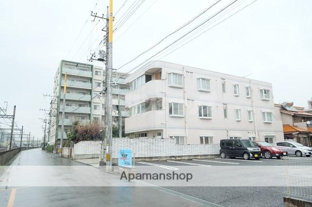 埼玉県鶴ヶ島市、鶴ヶ島駅徒歩23分の築27年 3階建の賃貸マンション