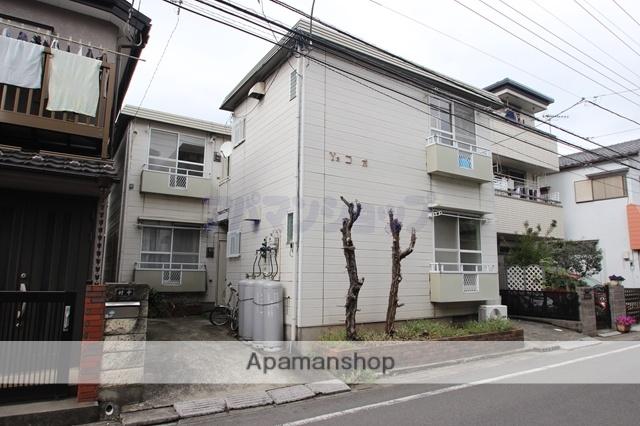 埼玉県鶴ヶ島市、霞ヶ関駅徒歩40分の築29年 2階建の賃貸アパート