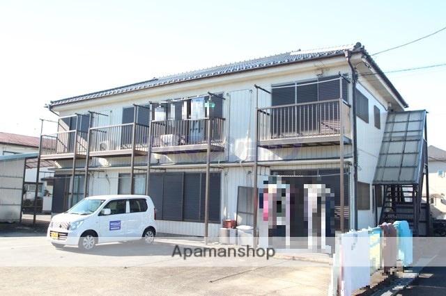 埼玉県川越市、西川越駅徒歩23分の築32年 2階建の賃貸アパート