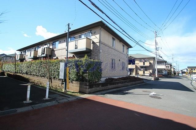 埼玉県鶴ヶ島市、一本松駅徒歩6分の築14年 2階建の賃貸アパート