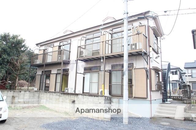 埼玉県川越市、的場駅徒歩25分の築28年 2階建の賃貸アパート