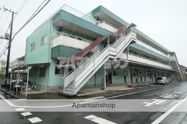 埼玉県鶴ヶ島市、鶴ヶ島駅徒歩30分の築33年 3階建の賃貸マンション