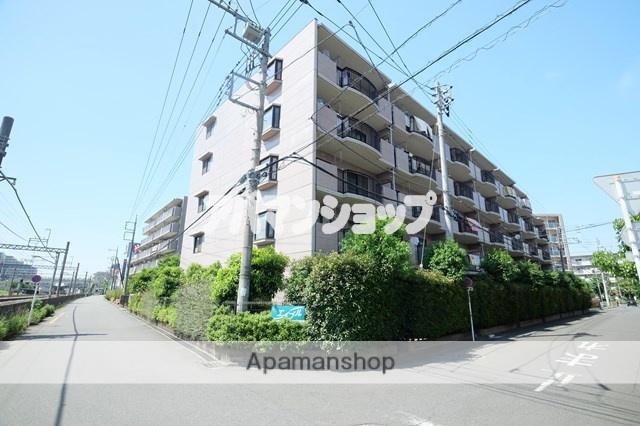 埼玉県鶴ヶ島市、若葉駅徒歩3分の築16年 5階建の賃貸マンション