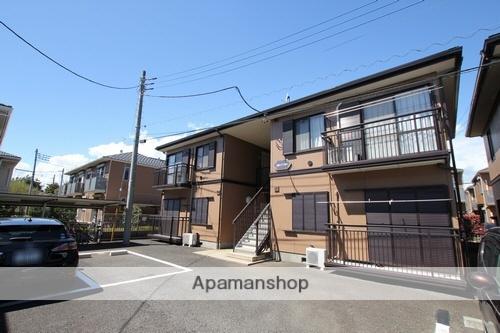 埼玉県川越市、的場駅徒歩25分の築23年 2階建の賃貸アパート