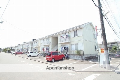 埼玉県川越市、的場駅徒歩25分の築24年 2階建の賃貸アパート