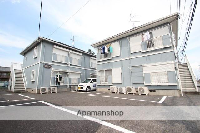 埼玉県川越市、的場駅徒歩28分の築25年 2階建の賃貸アパート