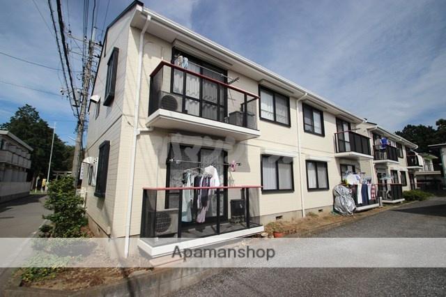 埼玉県川越市、的場駅徒歩23分の築25年 2階建の賃貸アパート