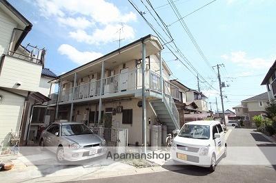 埼玉県鶴ヶ島市、鶴ヶ島駅徒歩10分の築26年 2階建の賃貸アパート