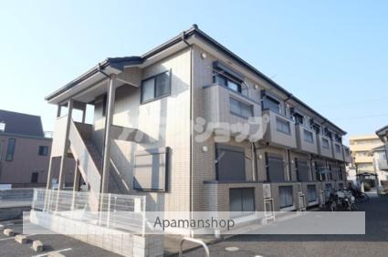 埼玉県坂戸市、若葉駅徒歩22分の築14年 2階建の賃貸アパート