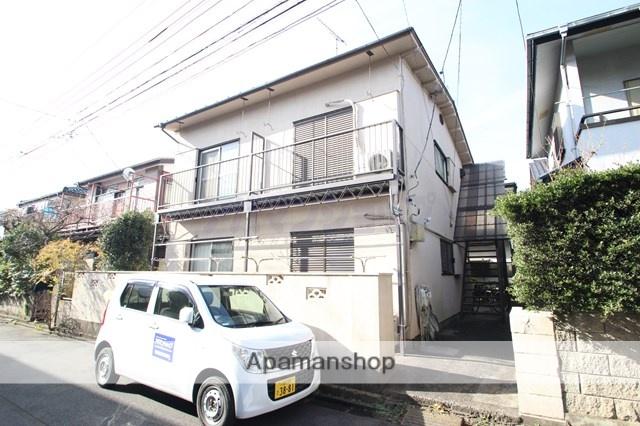 埼玉県川越市、的場駅徒歩20分の築37年 2階建の賃貸アパート