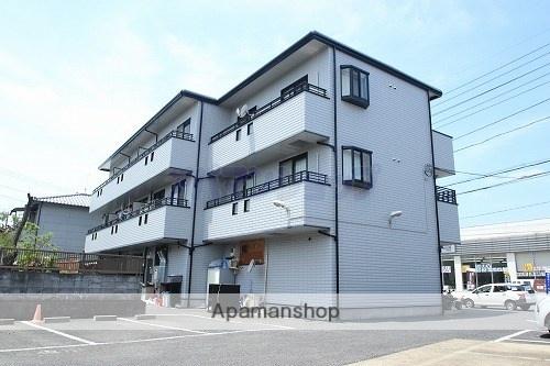 埼玉県川越市、的場駅徒歩29分の築17年 3階建の賃貸マンション