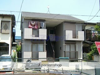 埼玉県川越市、的場駅徒歩15分の築22年 2階建の賃貸アパート