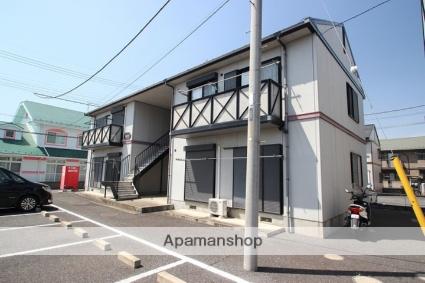 埼玉県川越市、的場駅徒歩25分の築19年 2階建の賃貸アパート