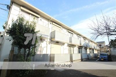 埼玉県川越市、的場駅徒歩20分の築9年 2階建の賃貸アパート