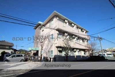 埼玉県川越市、的場駅徒歩14分の築17年 3階建の賃貸マンション