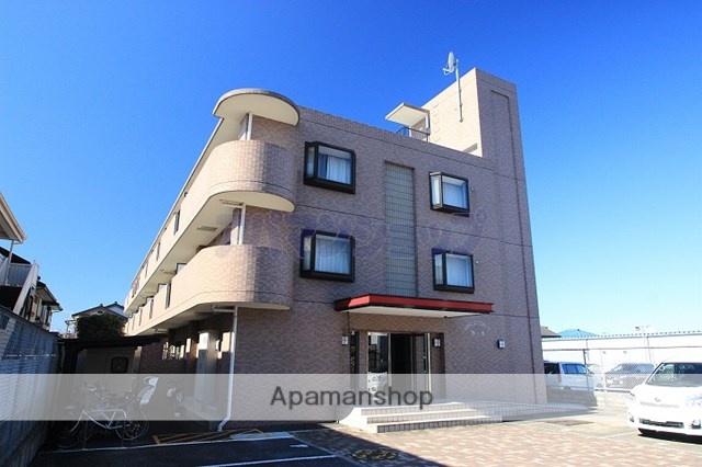 埼玉県鶴ヶ島市、若葉駅徒歩10分の築21年 3階建の賃貸マンション
