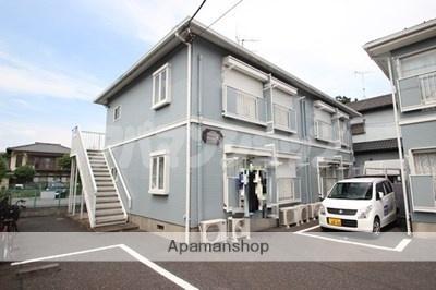 埼玉県川越市、的場駅徒歩28分の築24年 2階建の賃貸アパート