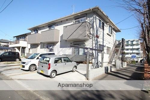 埼玉県川越市、鶴ヶ島駅徒歩8分の築7年 2階建の賃貸アパート