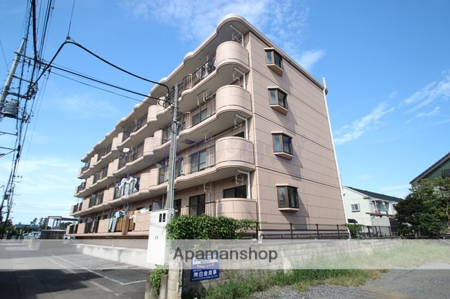 埼玉県鶴ヶ島市、鶴ヶ島駅徒歩9分の築22年 4階建の賃貸マンション