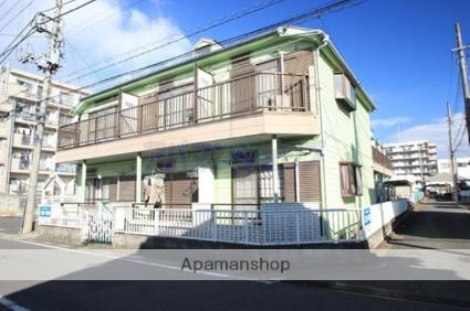 埼玉県鶴ヶ島市、的場駅徒歩41分の築27年 2階建の賃貸アパート