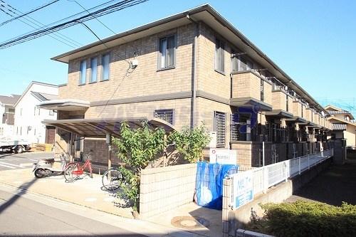埼玉県川越市、的場駅徒歩26分の築10年 2階建の賃貸アパート